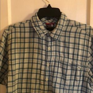THE NORTH FACE MEN'S Casual Button Front Shirt